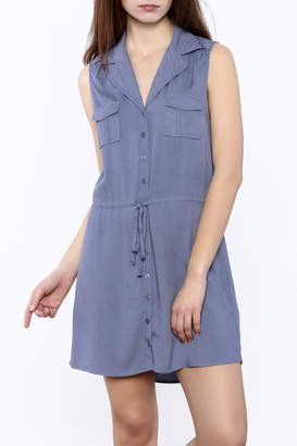 BB Dakota Santos Shirt Dress