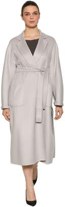 Marina Rinaldi Double Cashmere Coat