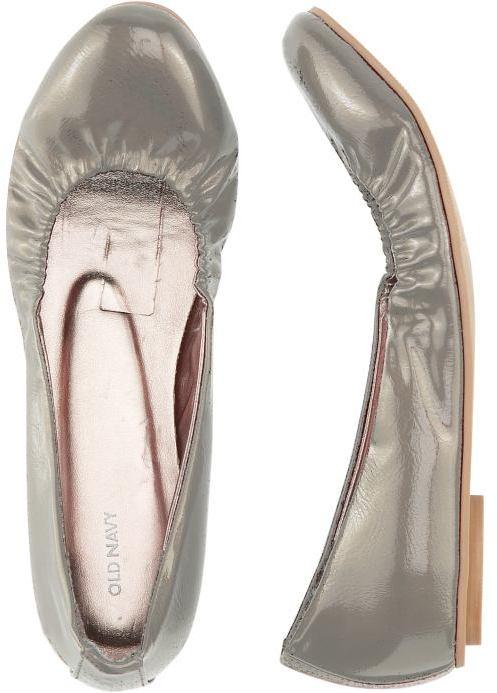 Women's Patent Ballet Flats