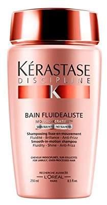Kérastase Discipline Bain Fluidealiste Sulfur Free (250ml) (Pack of 6)