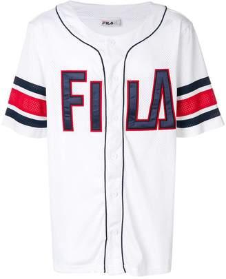 Baseball tops for men shopstyle canada fila kyler baseball jersey malvernweather Image collections