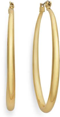 "INC International Concepts I.N.C. Large 2"" Gold-Tone Hoop Earrings"