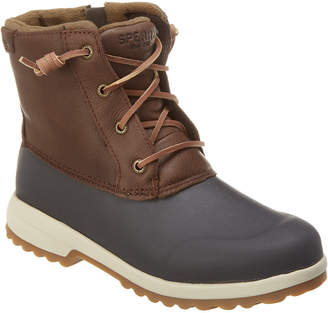 Sperry Maritime Repel Leather Boot