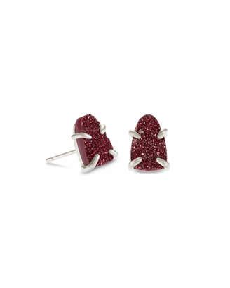 Kendra Scott Harriett Stud Earrings in Silver