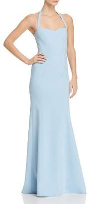 LIKELY Serrino Halter Gown