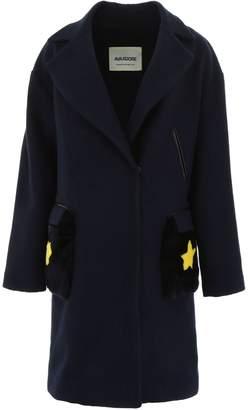 Ava Adore Coat With Fur