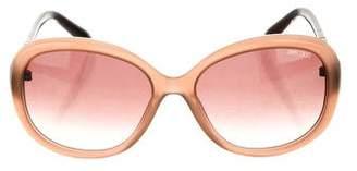 Jimmy Choo Monique Gradient Sunglasses