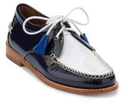 G.H. Bass Winnie Patent Leather Oxfords