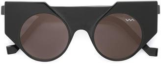 Vava cat eye sunglasses $515.11 thestylecure.com