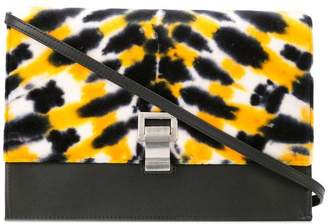 Proenza Schouler Tie Dye Small Lunch Bag With Strap