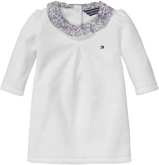 Tommy Hilfiger TH Kids Floral Collar Dress