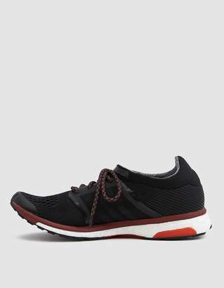 adidas by Stella McCartney Adizero Adios Sneaker in Core Black