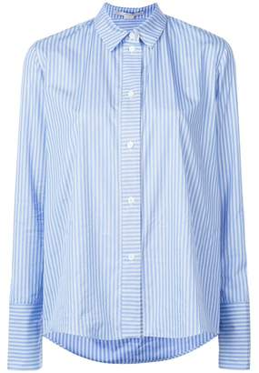 Stella McCartney Boxy Striped Shirt