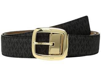 MICHAEL Michael Kors 38 mm (1.5) Reversible Logo Belt
