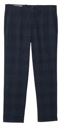 Mango man MANGO MAN Checked design straight trousers