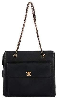 Chanel CC shoulder Bag