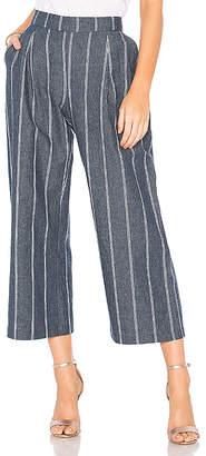 Bardot Stripe Culotte