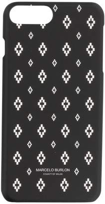 Marcelo Burlon County of Milan All Over Cross Iphone 7+ Cover