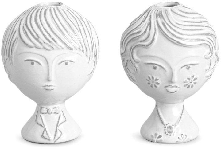 Jonathan Adler CLOSEOUT! Vase, Utopia Boy and Girl Bud Vase