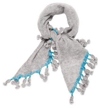White + Warren Cashmere Knit Scarf
