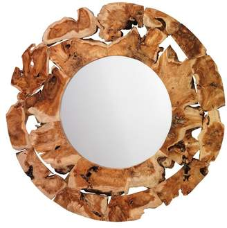 Pottery Barn Acre Wooden Mirror