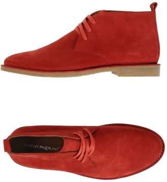 Carlo Pazolini High-top dress shoes - Item 44578669