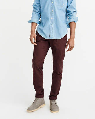 Abercrombie & Fitch Slim Chino Pants