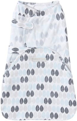 Halo Baby SwaddleSure One-Piece Leaf Swaddle
