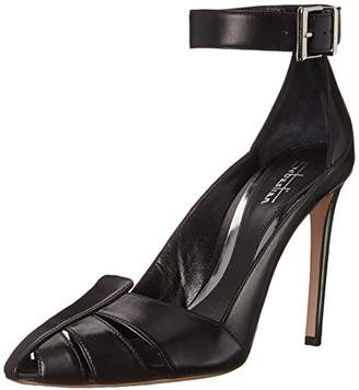 Sebastian Women's Glossy Ankle Strap