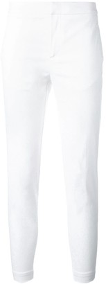 Eleventy cropped trousers