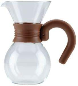 Bonjour Coffee Pour-Over Brewer and Pitcher