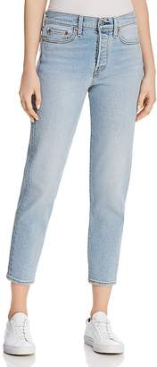 Levi's Wedgie Icon Fit Jeans in Bauhaus Blues