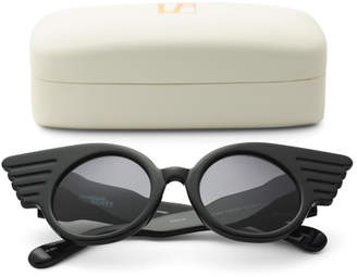 Made In Japan Wings Sunglasses With Case