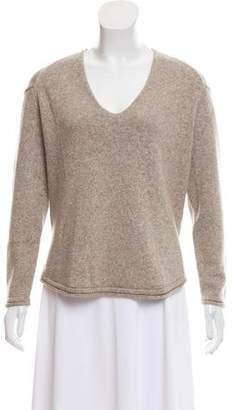 Soyer Wool Rib-Knit Sweater