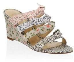 Alexandre Birman Julyta Wedge Sandals