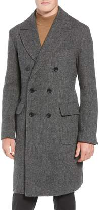 Sanyo Gaultier Wool Top Coat