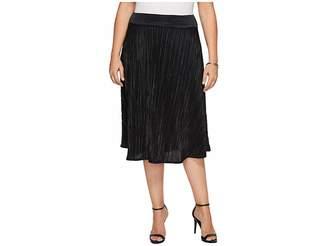 Kiyonna A Crinkle In Time Skirt