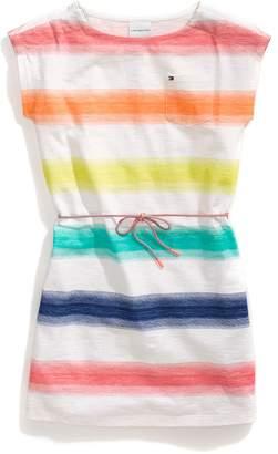 Tommy Hilfiger Sunny Stripe Knit Dress