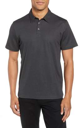 Zachary Prell Caldwell Pique Trim Fit Polo