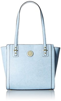 Anne Klein Front Runner Shopper Tote Bag $42.49 thestylecure.com