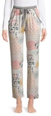 Josie Printed Drawstring Pants