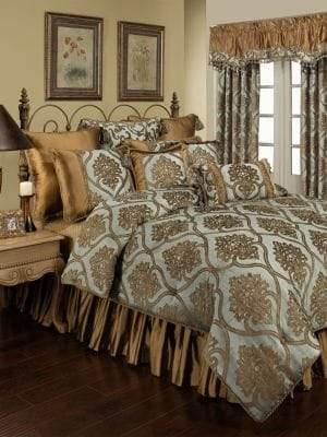 Austin Horn Classics Miraloma 4-Piece Comforter Set