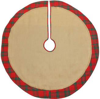 DESIGN IMPORTS Design Imports Holiday Burlap Tree Skirt
