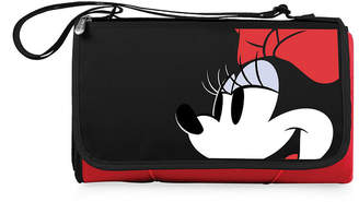 Picnic Time Oniva by Minnie Mouse Button Eye Blanket Tote Outdoor Picnic Blanket
