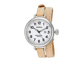 Shinola Detroit The Birdy 34mm - 10000234