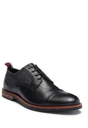 Ben Sherman Brent Cap Toe Leather Derby