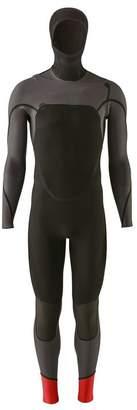 Patagonia Men's R4® Yulex® Front-Zip Hooded Full Suit