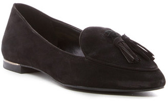 Jones New York Sami Pointed Toe Loafer $99 thestylecure.com