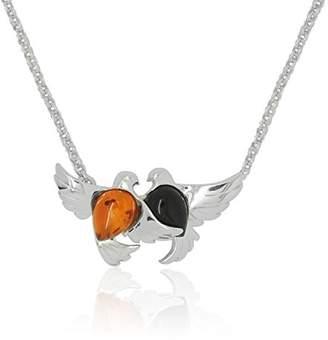 Goldmajor Elegant Sterling Silver Dove Collar