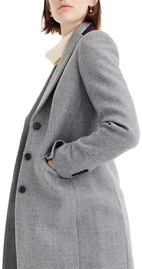J.Crew J. CREW Eniko Wool Topcoat